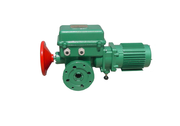 BY-10/K(F)13series electrical actuator